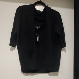 NWT Express Black Sweater